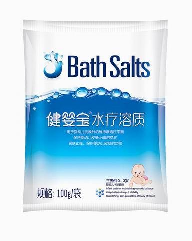 婴幼儿用浴盐